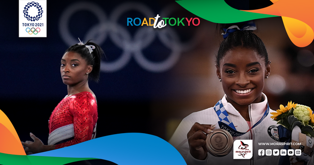 Unseen Scars: The Tale of Simone Biles