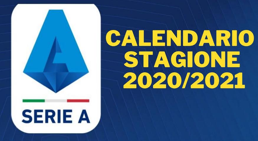 Calendario stagione 2020-2021 di Serie A di Calcio, tutte le partite di Juventus Inter Milan Napoli