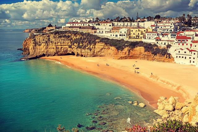 Курорты Португалии — описание, карта, погода  Лучшие курорты