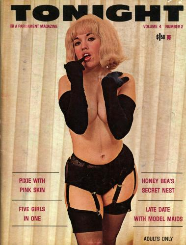 Cover: Tonight v 04 No 02 1965