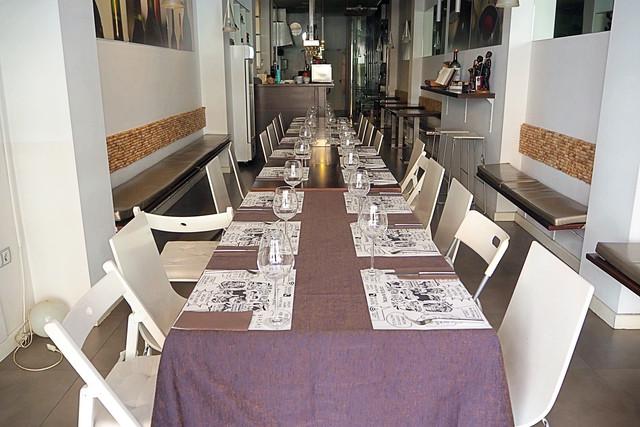 Restaurantes privados Valencia