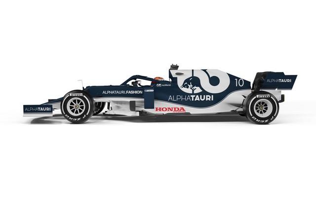 F1 2021 : La Scuderia AlphaTauri a présenté sa nouvelle Formule 1, baptisée AT02 At02-gallery4-scuderia-alphatauri