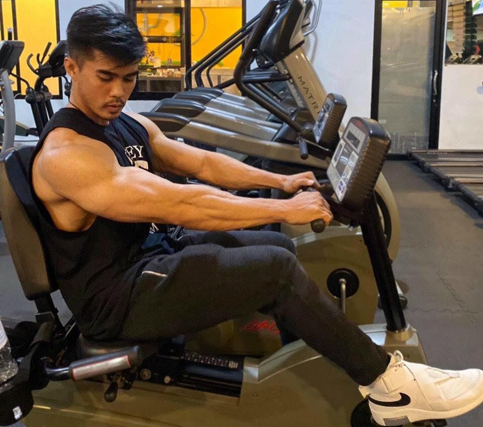 PT Khắc Minh, cực phẩm Top gym dâm cực menly