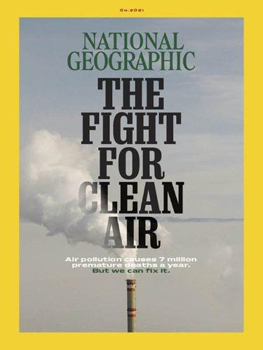 National Geographic USA - April 2021