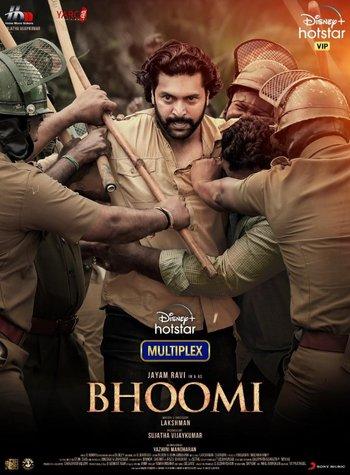 Bhoomi (2021) Hindi Dubbed 480p HDRip ESub 400MB Download