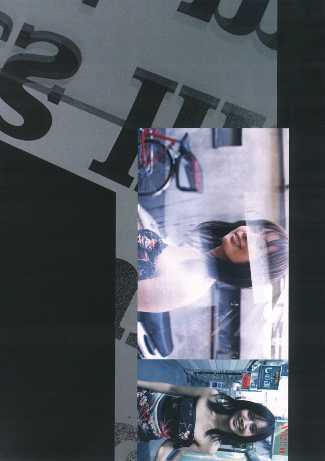 月刊 加藤夏希 写真集 natuki018