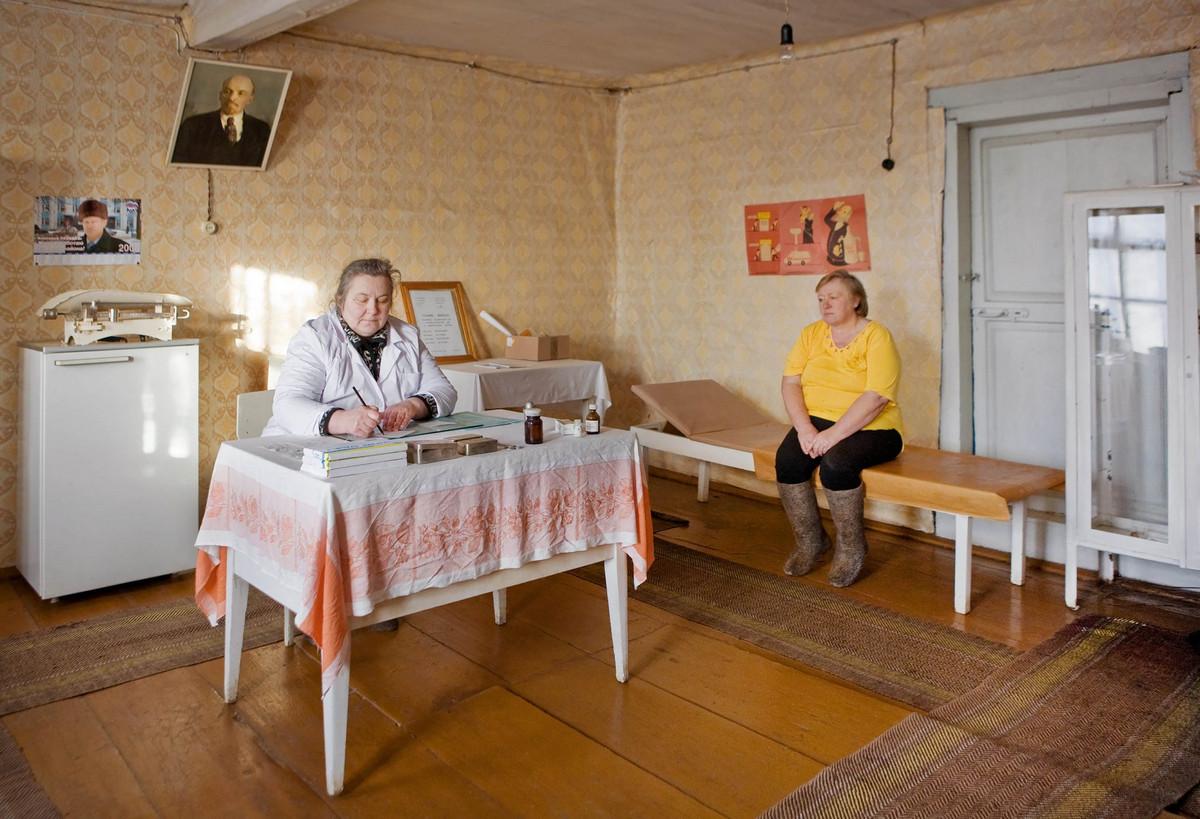 «Русские сказки». Фотограф Франк Херфорт 8