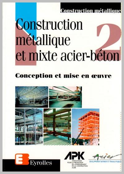 Construction métallique et mixte Acier Béton T2