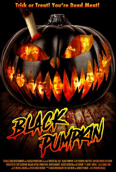 Black Pumpkin (2018) English Movie 480p HDRip 350MB Watch Online