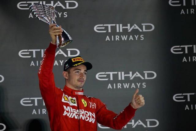 F1 GP d'Abu Dhabi 2019 : Lewis Hamilton termine la saison par une victoire 1025163