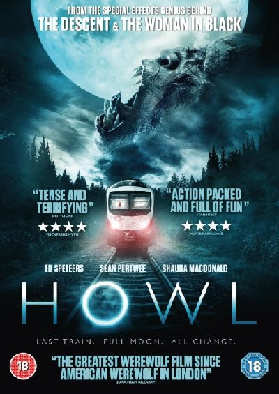Howl (2015) Hindi Dual HDRip 720p x264 900MB DL