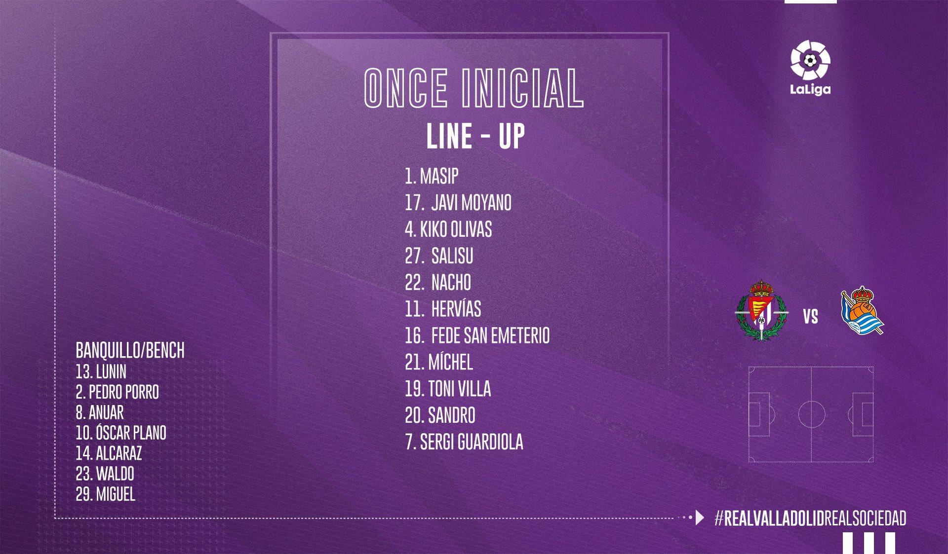 Real Valladolid C.F. - Real Sociedad. Domingo 8 de Diciembre. 16:00 IMG-20191208-144745