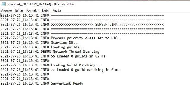 serverlink-log