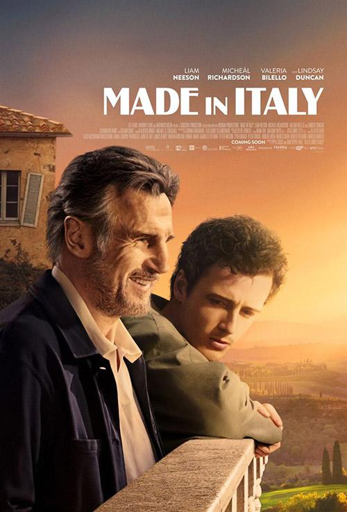 İtalyan Yazı | Made in Italy | 2020 | m720p - m1080p | WEB-DL | Türkçe Altyazılı | Tek Link