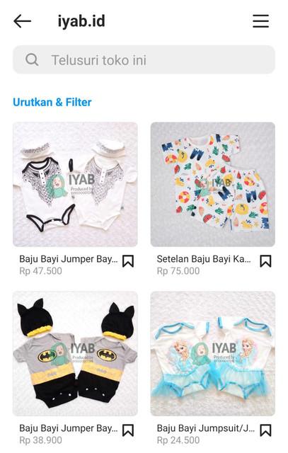 shopping iyab babywear