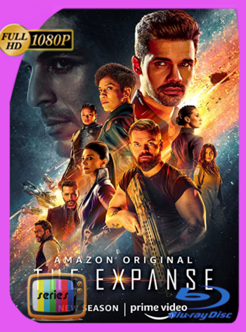 The Expanse (2020) Temporada 5 [07/10] AMZN WEB-DL [1080p] Latino [GoogleDrive] [zgnrips]