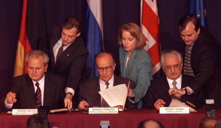 Danas 25. godišnjica od parafiranja Općeg okvirnog sporazuma za mir u Daytonu