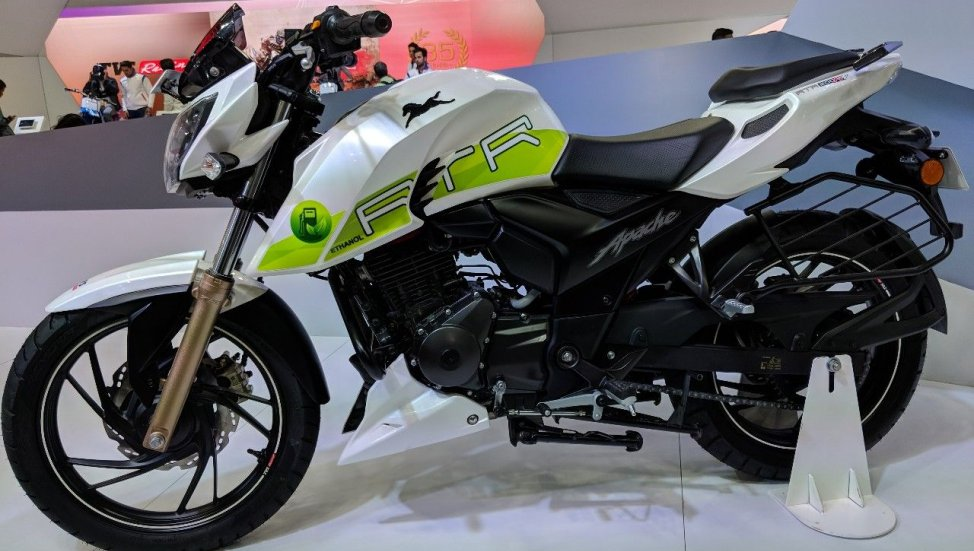 TVS-Apache-RTR-200-Fi-Ethanol-left-side-at-2018-Auto-Expo