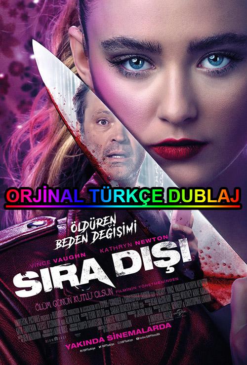 Sıra Dışı | Freaky | 2020 | BDRip | XviD | Türkçe Dublaj | 1080p - m720p - m1080p | BluRay | Dual | TR-EN | Tek Link