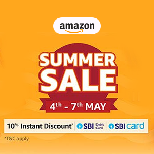 Amazon Summer Sale Offers