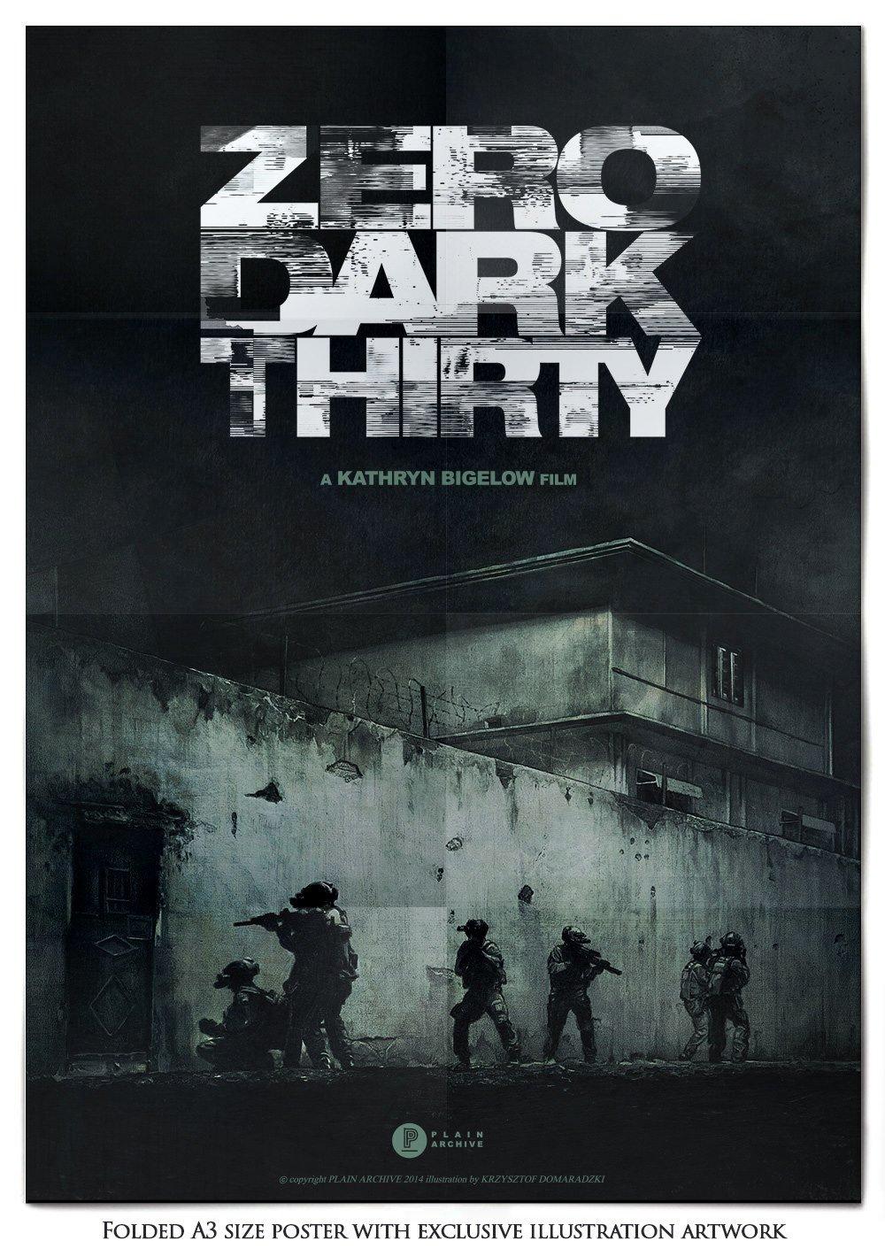 Zero Dark Thirty (2012) Dual Audio Hindi BluRay 720p
