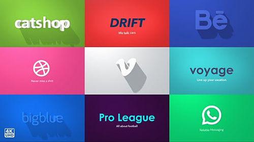 HOT VIDEOHIVE - Simple 3D Logo 23542165