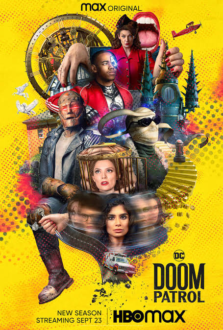 Doom Patrol Season 3 Complete English 720p WEB-DL ESubs [Episode 4 Added]