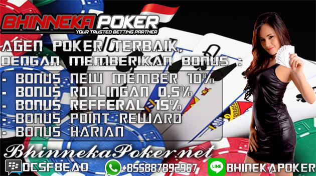 BhinnekaPoker.com | Agen Poker Online Terbaik dan Terpercaya New-14