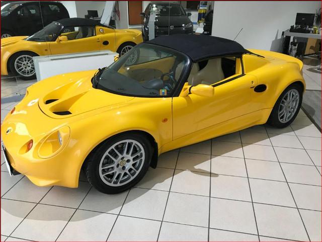 Lotus Elise serie 1 - annunci vendita e consigli 021
