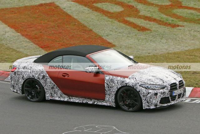 2020 - [BMW] M3/M4 - Page 23 Bmw-m4-cabrio-2021-fotos-espias-nurburgring-202071811-1602590009-6