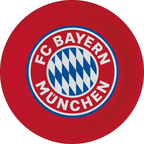 თეფში FC Bayern Munich 8ც