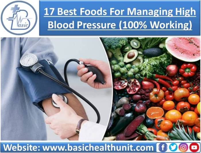 17 Foods That Are Best For Managing High Blood Pressure (Hypertension)