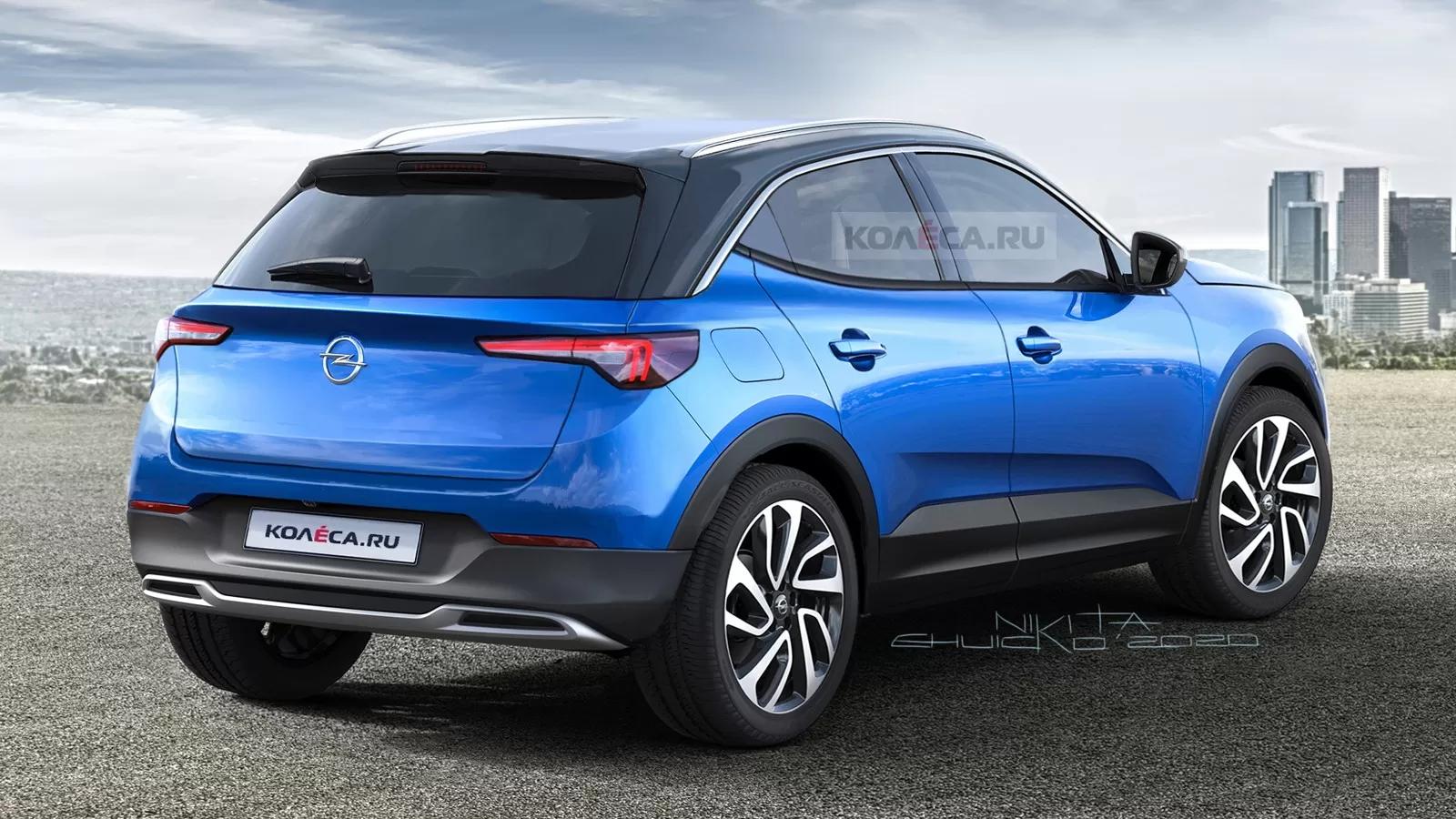 Opel Mokka II (2020) 49