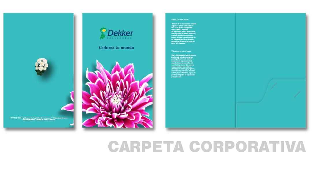 carpeta corporativa