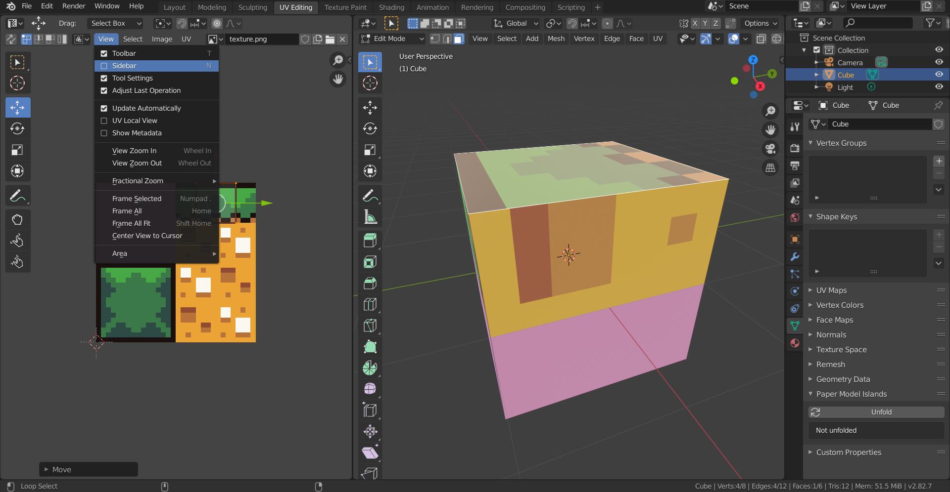 [TUTORIAL][3D] Como Fazer Alguma Coisa no Blender 12