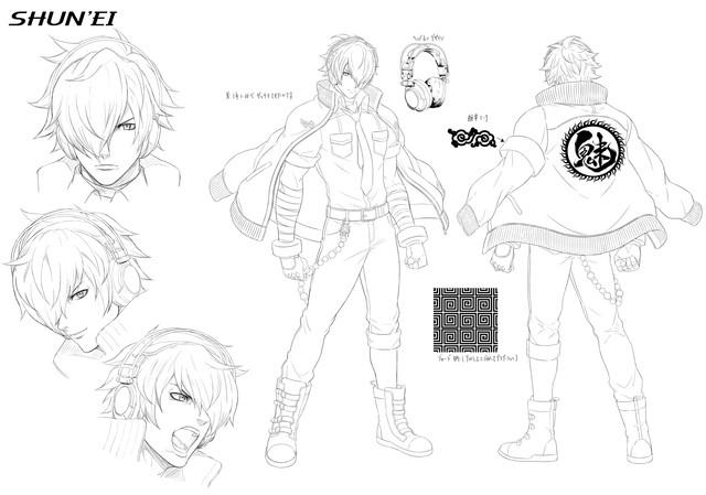 Topics tagged under xboxone on 紀由屋分享坊 Character-Design-SHUN-EI