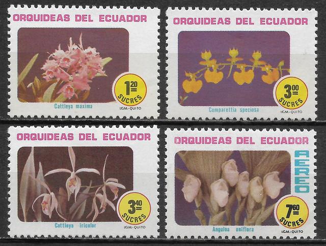 O Ecuador 1885