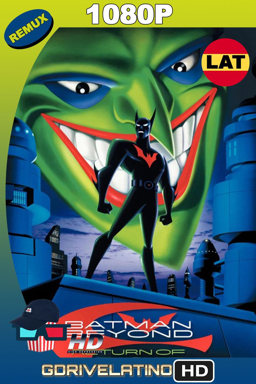 Batman del Futuro: El retorno del Guasón (2000) BDRemux 1080p Latino-Inglés MKV