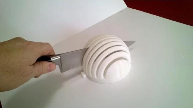 Veggie Slicer Bowl - Cool Things to 3D Print