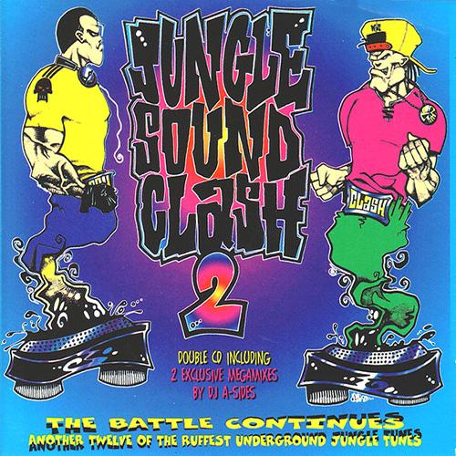 VA - Jungle Soundclash 2 1995
