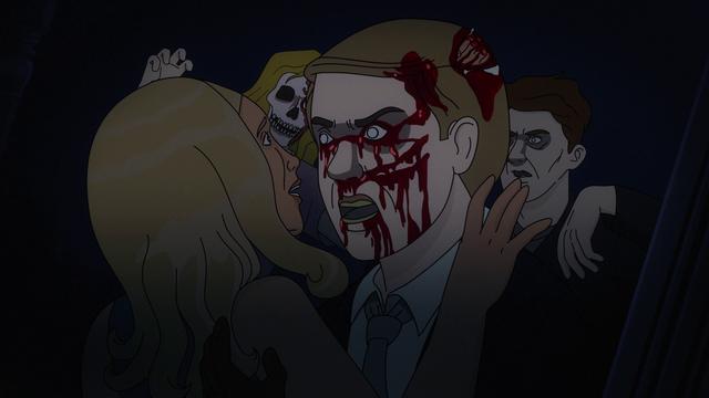 Night of the Animated Dead (2021) BluRay Remux   1080p   720p AVC DD5.1 DUAL Türkçe Dublaj