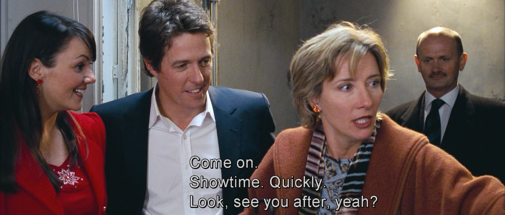 Love Actually (2003) + Extras x265 10 Bits 1080p