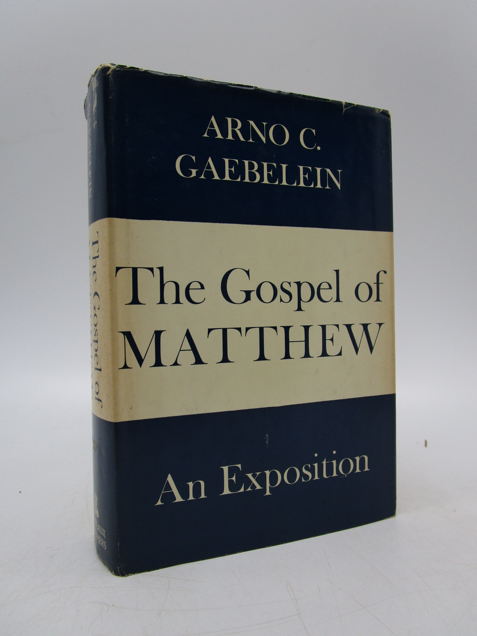Image for The Gospel of Matthew, An Exposition