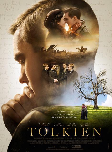 Смотреть Толкин / Tolkien Онлайн бесплатно - Картина рассказывает о том, как молодой писатель, будучи изгоем во время обучения,...
