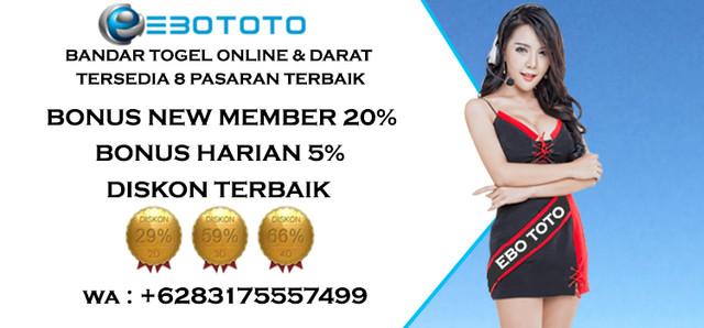 EBOTOTO Bandar TOgel Online Aman dan Tepercaya Di Indonesia Baner-ebototo
