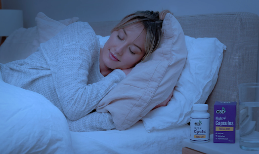 How Do CBD Capsules Help To Get Rid of the Pain?