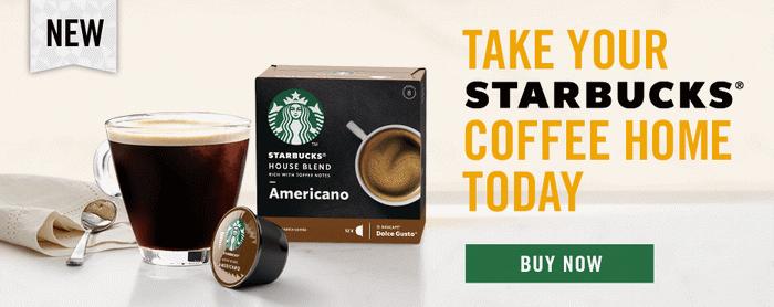 ใหม่กาแฟ starbuck ในรูปแบบใหม่ ที่เจ๋งกว่าเดิม