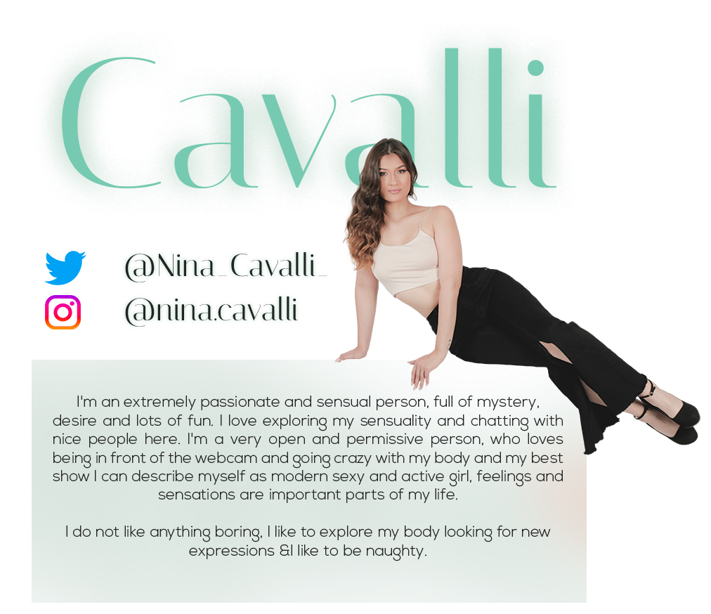 NinaCavalli profile custom pic 1
