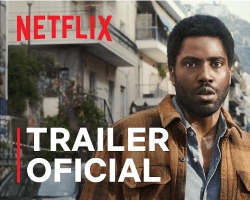"""Dia 13 de agosto estreia """"Beckett"""" novo filme de ação na Netflix Brasil"""