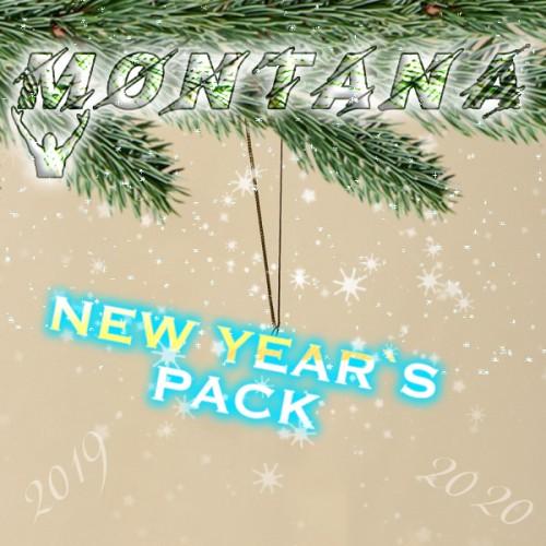 Montana - New Year`s Pack [2019]